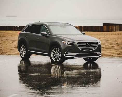 49 Best Review The Mazda X9 2019 Release Specs And Review Configurations by The Mazda X9 2019 Release Specs And Review