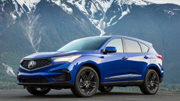 49 Concept of New Acura Rdx 2019 Option Packages Review And Specs Exterior and Interior with New Acura Rdx 2019 Option Packages Review And Specs