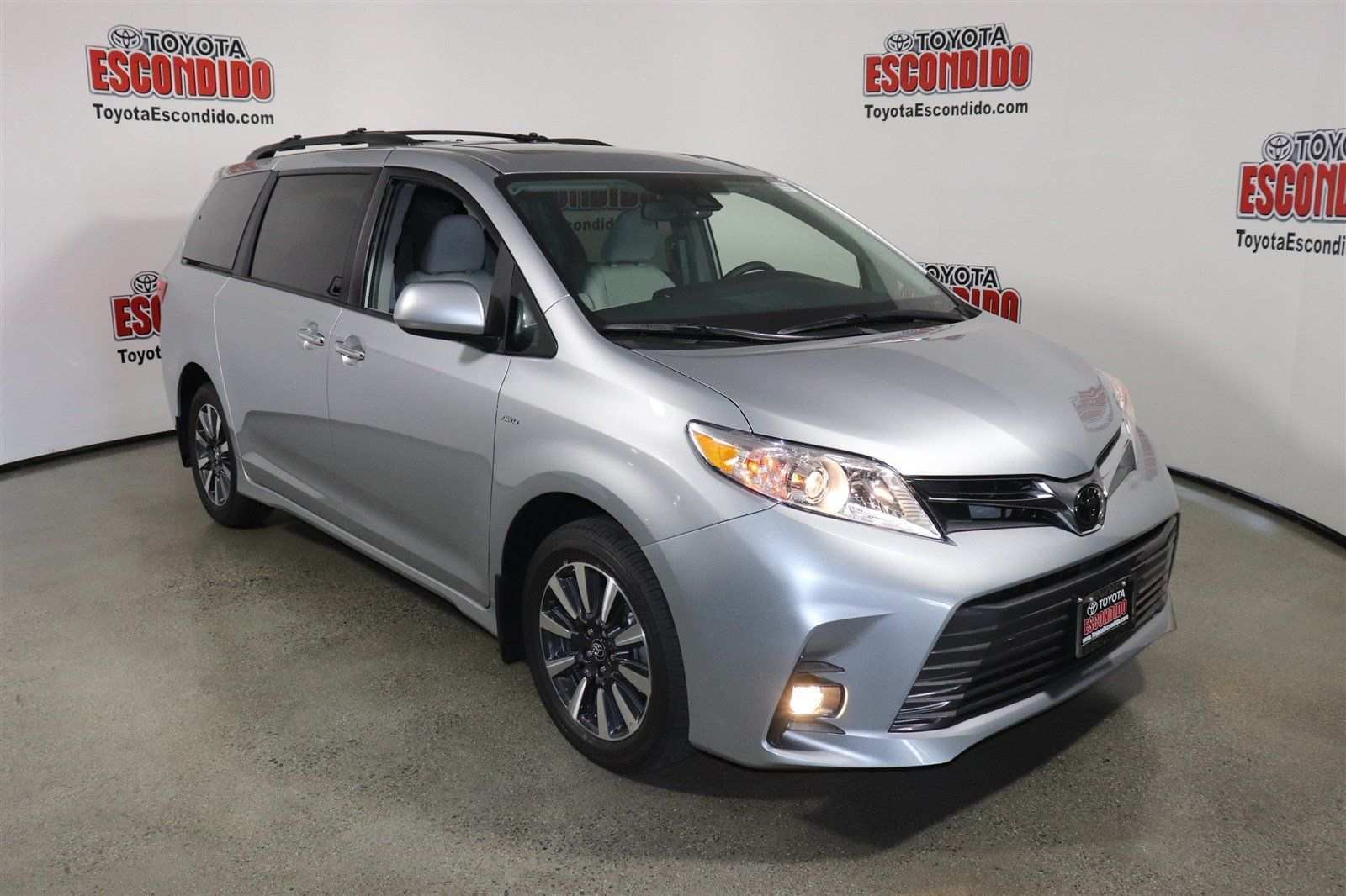 49 Concept of The Toyota 2019 Van Concept Specs with The Toyota 2019 Van Concept