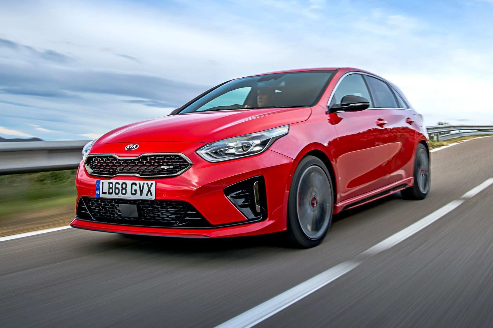 49 Gallery of Kia Ceed Gt 2019 Pictures for Kia Ceed Gt 2019