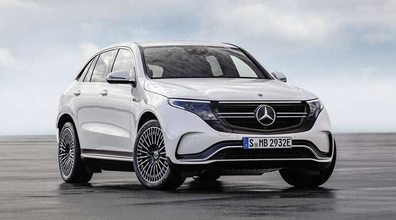 49 Gallery of Mercedes Benz Eqc 2019 Photos for Mercedes Benz Eqc 2019