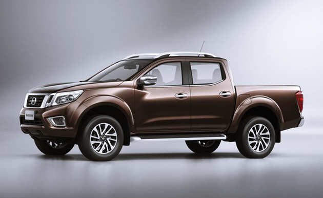 49 Gallery of Nissan Navara 2019 Facelift Rumors Concept by Nissan Navara 2019 Facelift Rumors