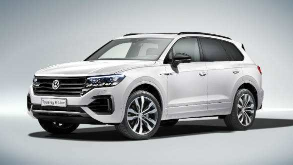 49 Gallery of The Volkswagen Touareg 2019 India Release Date Model for The Volkswagen Touareg 2019 India Release Date