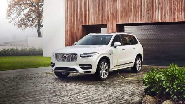 49 Gallery of Volvo To Go Electric By 2019 Release Date by Volvo To Go Electric By 2019