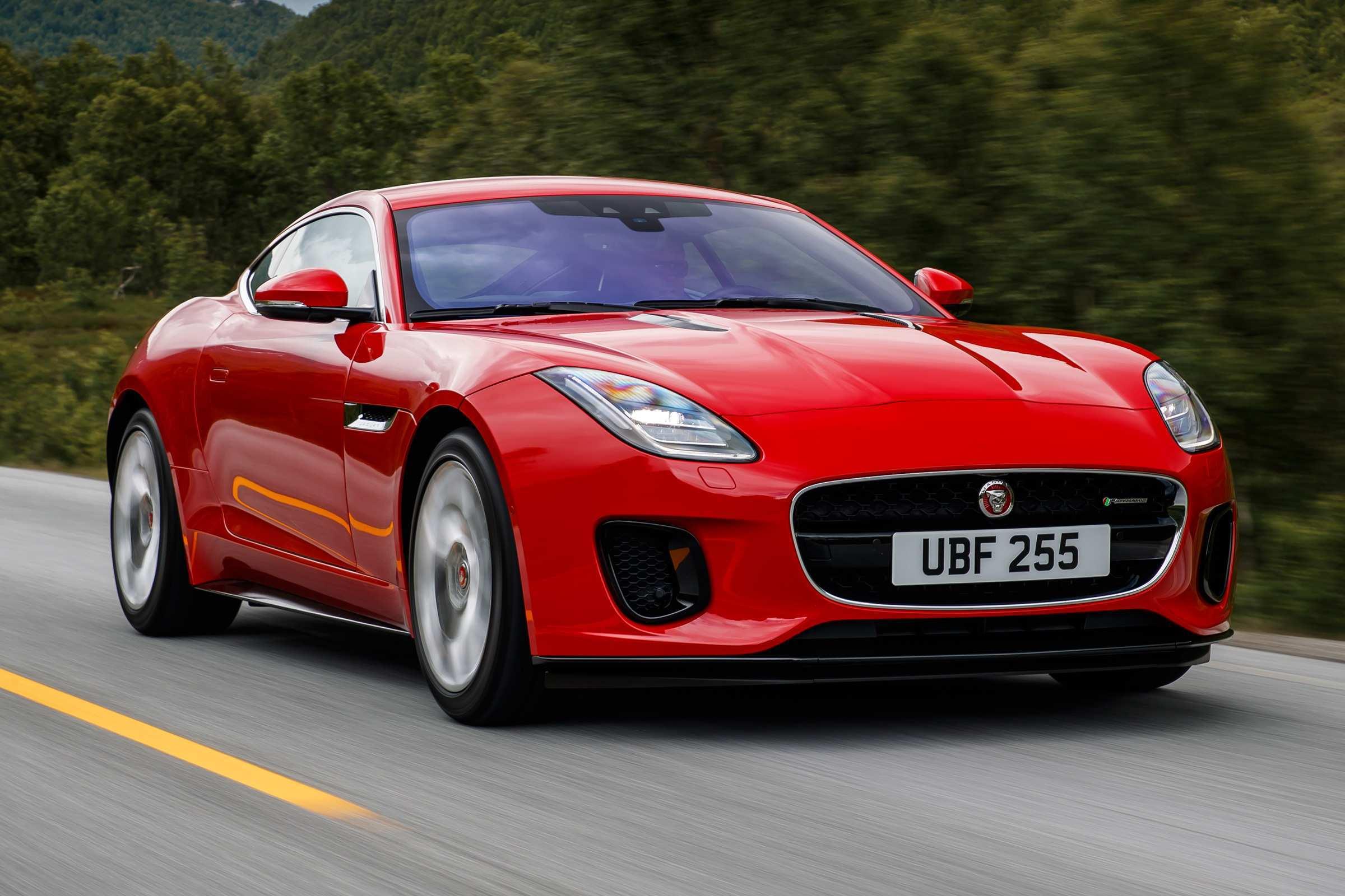 49 Great Jaguar F Type 2019 Review Spy Shoot with Jaguar F Type 2019 Review