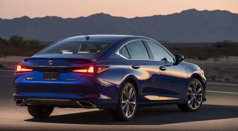 49 Great Lexus Es 2019 Debut Research New for Lexus Es 2019 Debut
