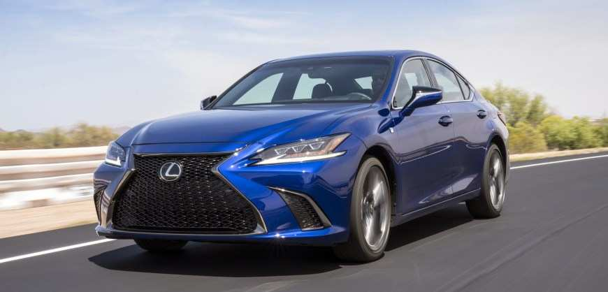 49 Great New 2019 Lexus Plug In Hybrid Redesign Specs and Review by New 2019 Lexus Plug In Hybrid Redesign
