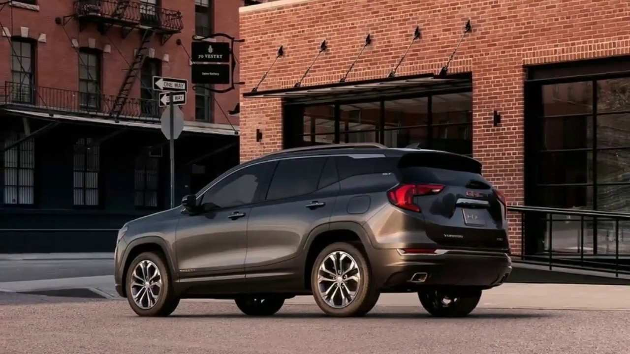 49 Great New Colors For 2019 Gmc Terrain Concept Redesign And Review Prices for New Colors For 2019 Gmc Terrain Concept Redesign And Review