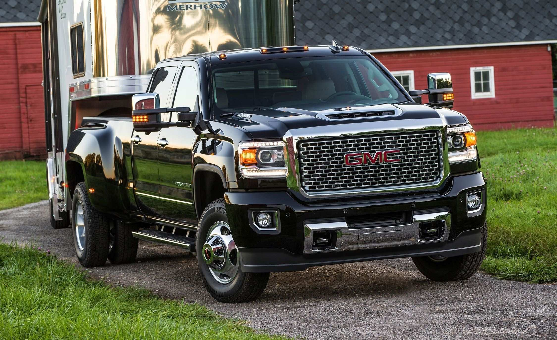 49 Great The 2019 Gmc 3500Hd Overview Review by The 2019 Gmc 3500Hd Overview
