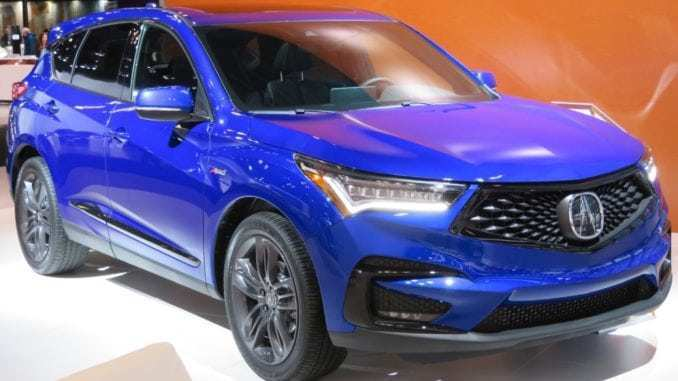 49 Great The Acura Rdx 2019 Lane Keep Assist Review Release Date by The Acura Rdx 2019 Lane Keep Assist Review