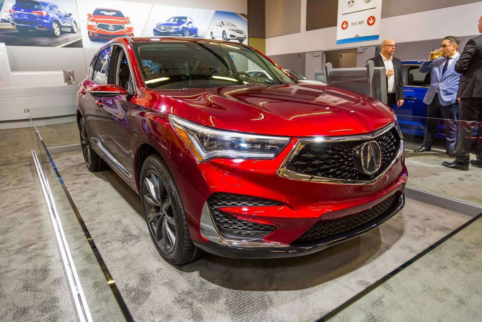 49 Great The Acura Rdx 2019 Release Date Usa Spy Shoot Images with The Acura Rdx 2019 Release Date Usa Spy Shoot