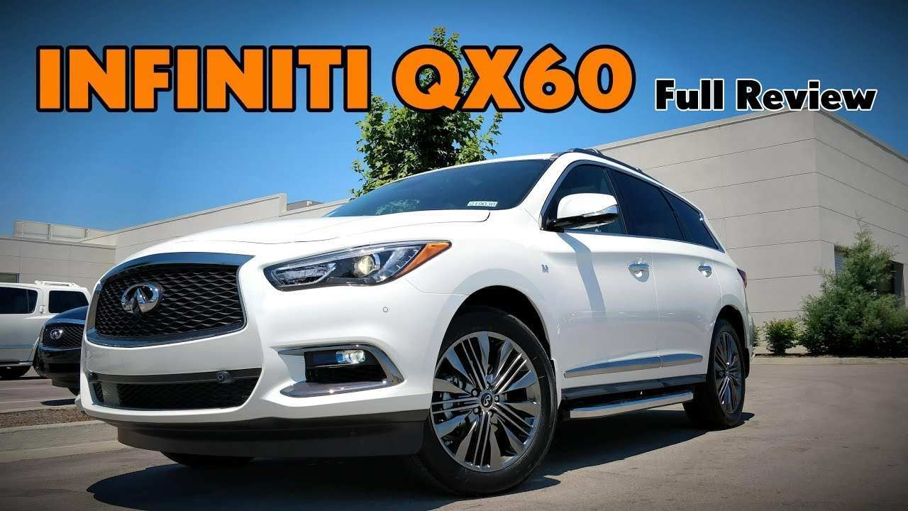 49 Great The Infiniti 2019 Qx60 Release Date Review Research New for The Infiniti 2019 Qx60 Release Date Review