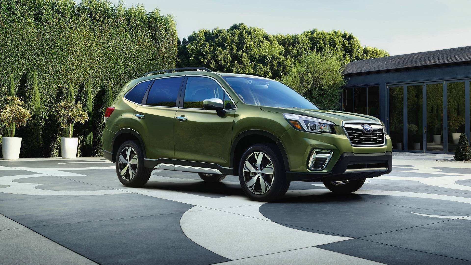 49 New 2019 Subaru Forester Mpg Concept with 2019 Subaru Forester Mpg