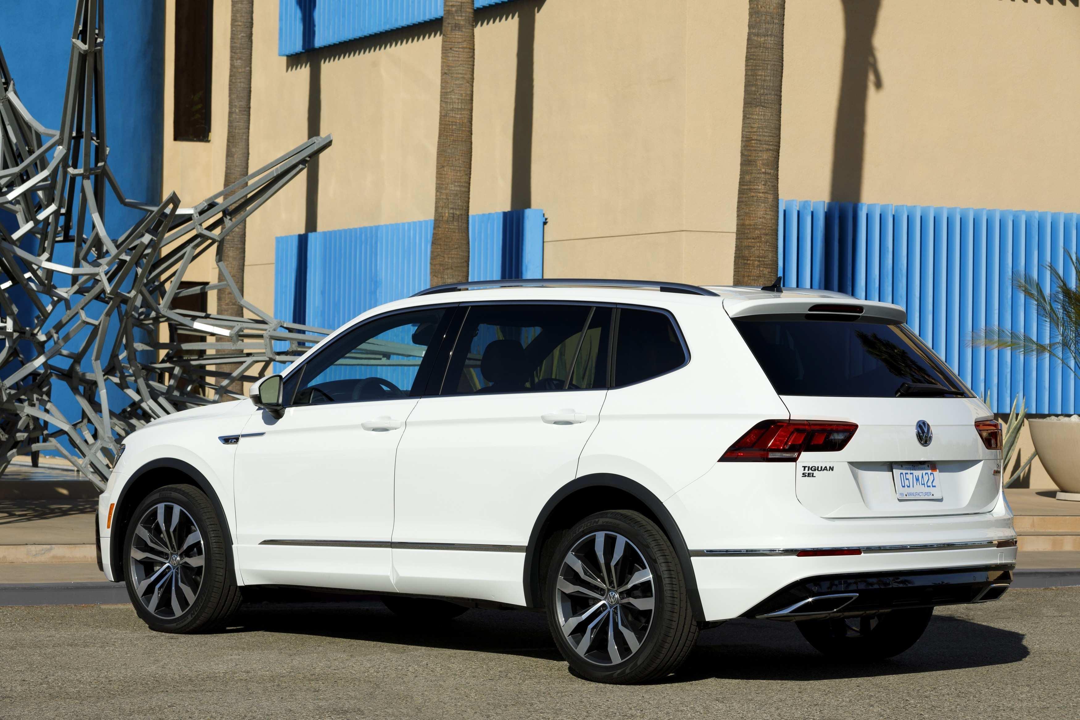 49 New Best Volkswagen 2019 Tiguan Concept Exterior and Interior for Best Volkswagen 2019 Tiguan Concept
