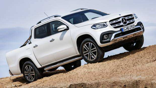 49 New New 2019 Mercedes Ute Review And Specs Redesign by New 2019 Mercedes Ute Review And Specs
