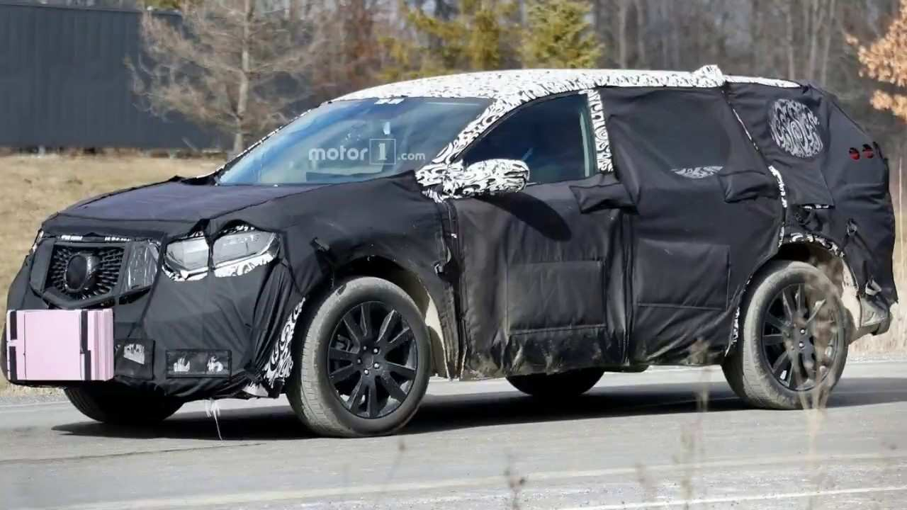 49 New The Acura Rdx 2019 Release Date Usa Spy Shoot Performance and New Engine by The Acura Rdx 2019 Release Date Usa Spy Shoot