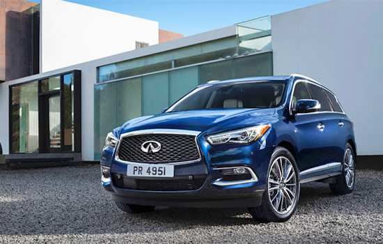 49 New The Infiniti Jx35 2019 Overview Wallpaper with The Infiniti Jx35 2019 Overview
