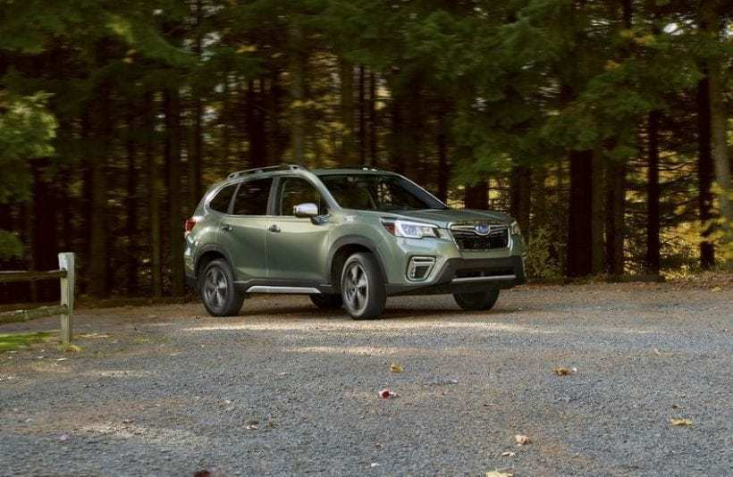 49 New The Release Date Of Subaru 2019 Forester Picture Release Date And Review Configurations with The Release Date Of Subaru 2019 Forester Picture Release Date And Review