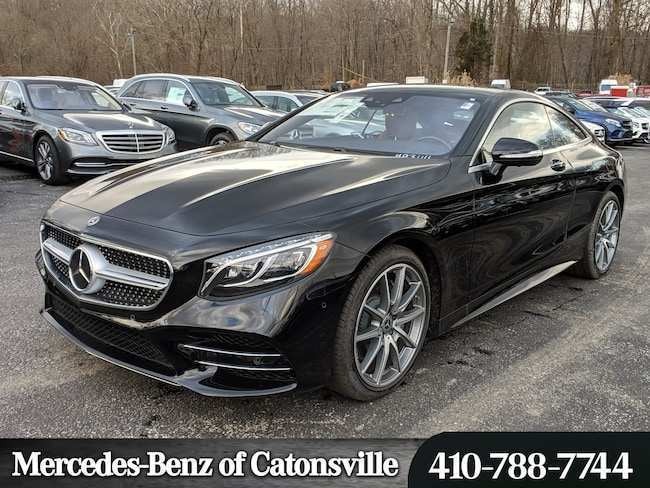 49 The Mercedes S Class Coupe 2019 Specs and Review by Mercedes S Class Coupe 2019