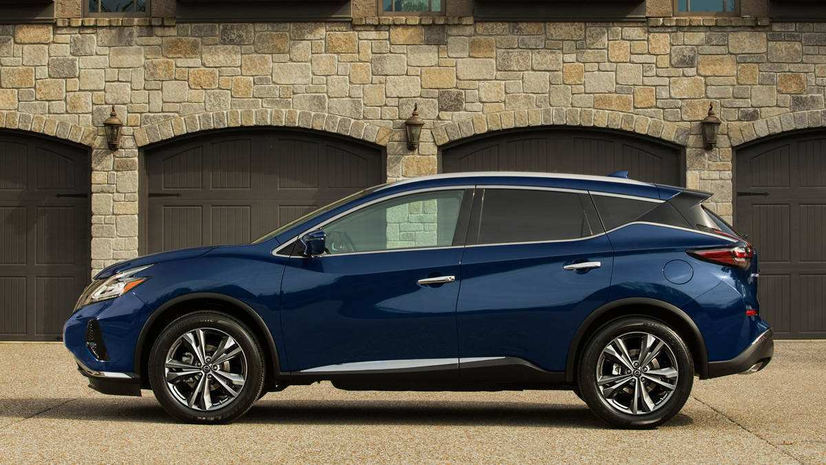 49 The New Murano Nissan 2019 Picture Exterior and Interior by New Murano Nissan 2019 Picture