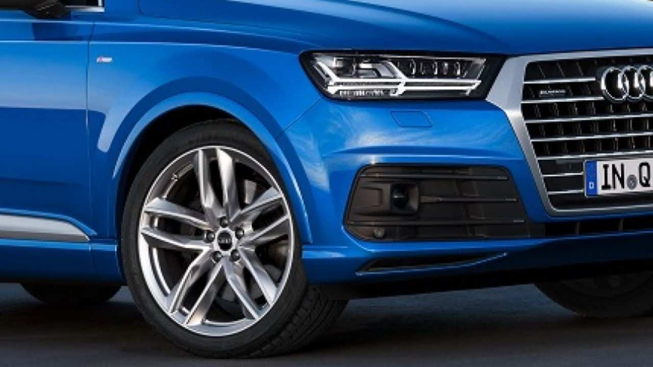49 The New Sq5 Audi 2019 Picture Exterior and Interior with New Sq5 Audi 2019 Picture