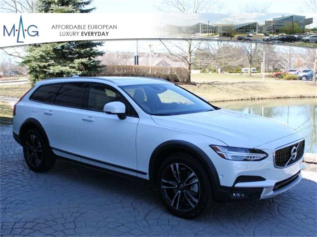 49 The New Volvo 2019 V90 Cross Country Overview And Price Pricing for New Volvo 2019 V90 Cross Country Overview And Price