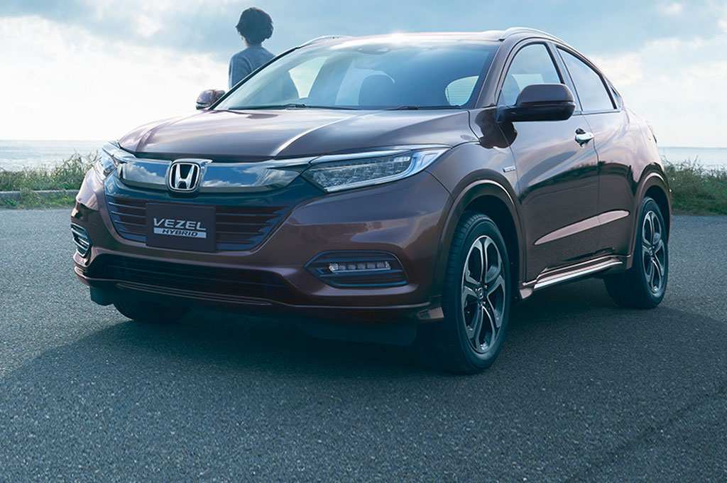49 The The Honda 2019 Hrv Price Spy Shoot Style by The Honda 2019 Hrv Price Spy Shoot