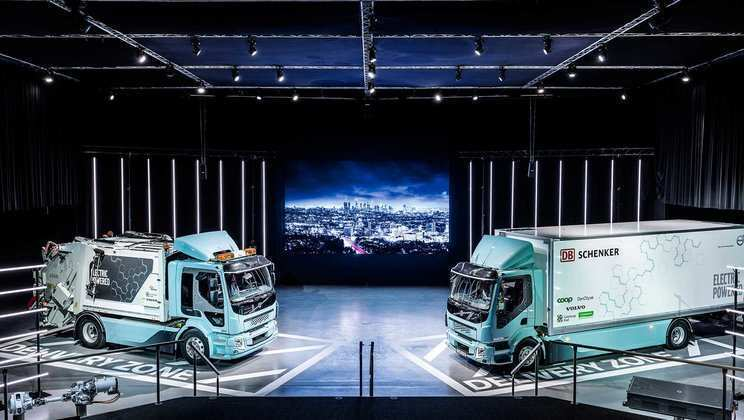 49 The Volvo Electric Truck 2019 Release by Volvo Electric Truck 2019