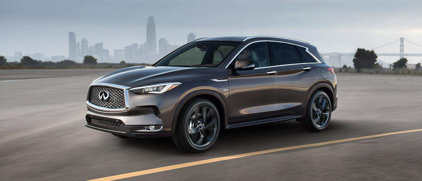 50 All New Infiniti Qx50 2019 Images Overview And Price Exterior by Infiniti Qx50 2019 Images Overview And Price