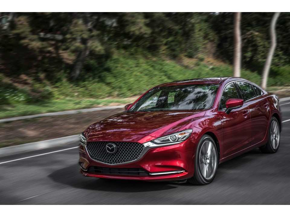 50 Best Review Best 2019 Mazda 6 Specs Spesification Overview for Best 2019 Mazda 6 Specs Spesification