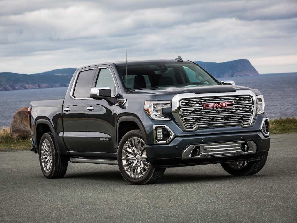 50 Best Review New Gmc Sierra 2019 New Review Overview by New Gmc Sierra 2019 New Review