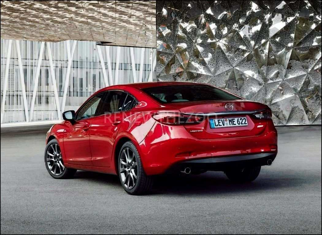 50 Concept of 2019 Mazda 6 Turbo 0 60 Rumors for 2019 Mazda 6 Turbo 0 60