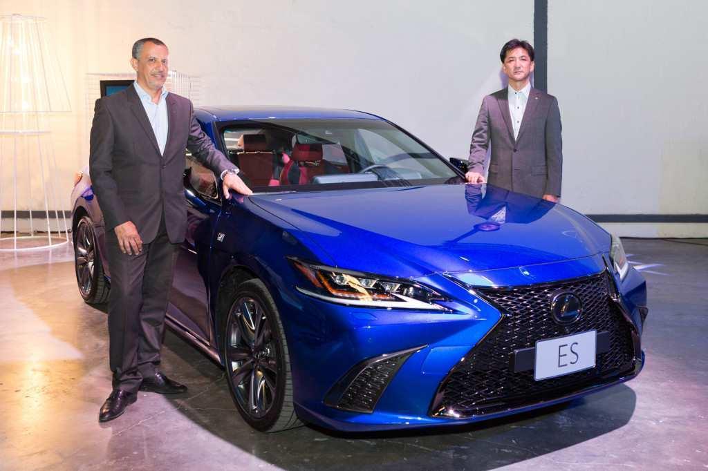 50 Concept of Lexus Es 2019 Debut Overview by Lexus Es 2019 Debut
