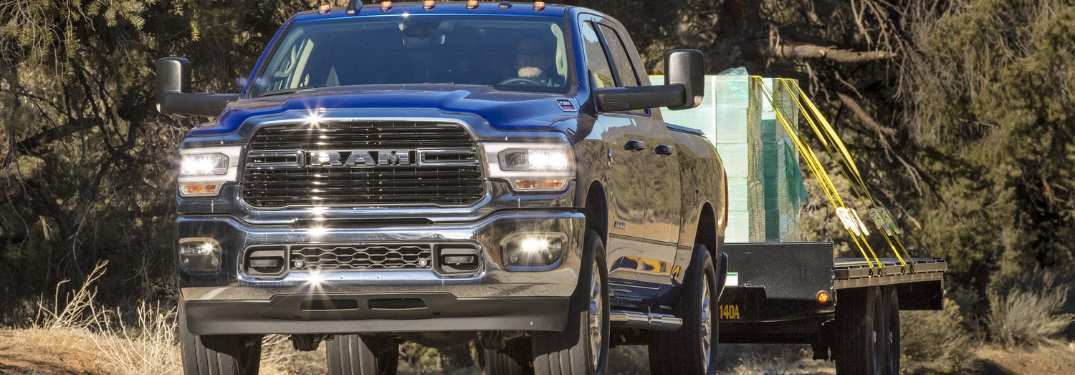 50 Concept of New Truck Dodge 2019 Release Date Performance and New Engine with New Truck Dodge 2019 Release Date
