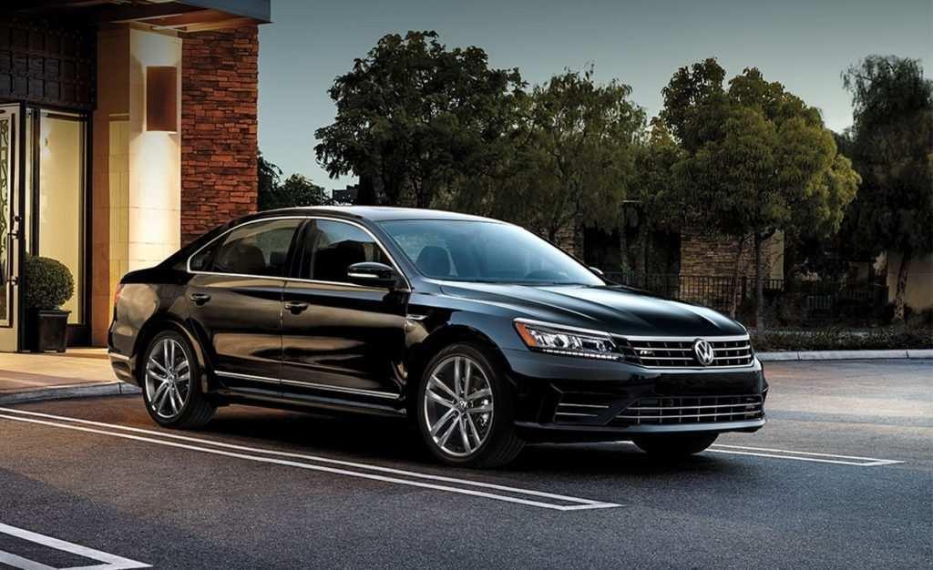 50 Concept of New Volkswagen 2019 Passat Concept Interior with New Volkswagen 2019 Passat Concept