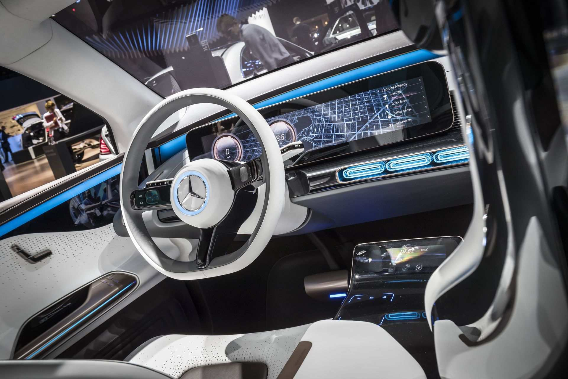 50 Gallery of New Electric Mercedes 2019 New Release Exterior and Interior by New Electric Mercedes 2019 New Release