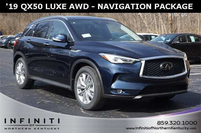 50 Gallery of The 2019 Infiniti Qx50 Luxe Price Review by The 2019 Infiniti Qx50 Luxe Price
