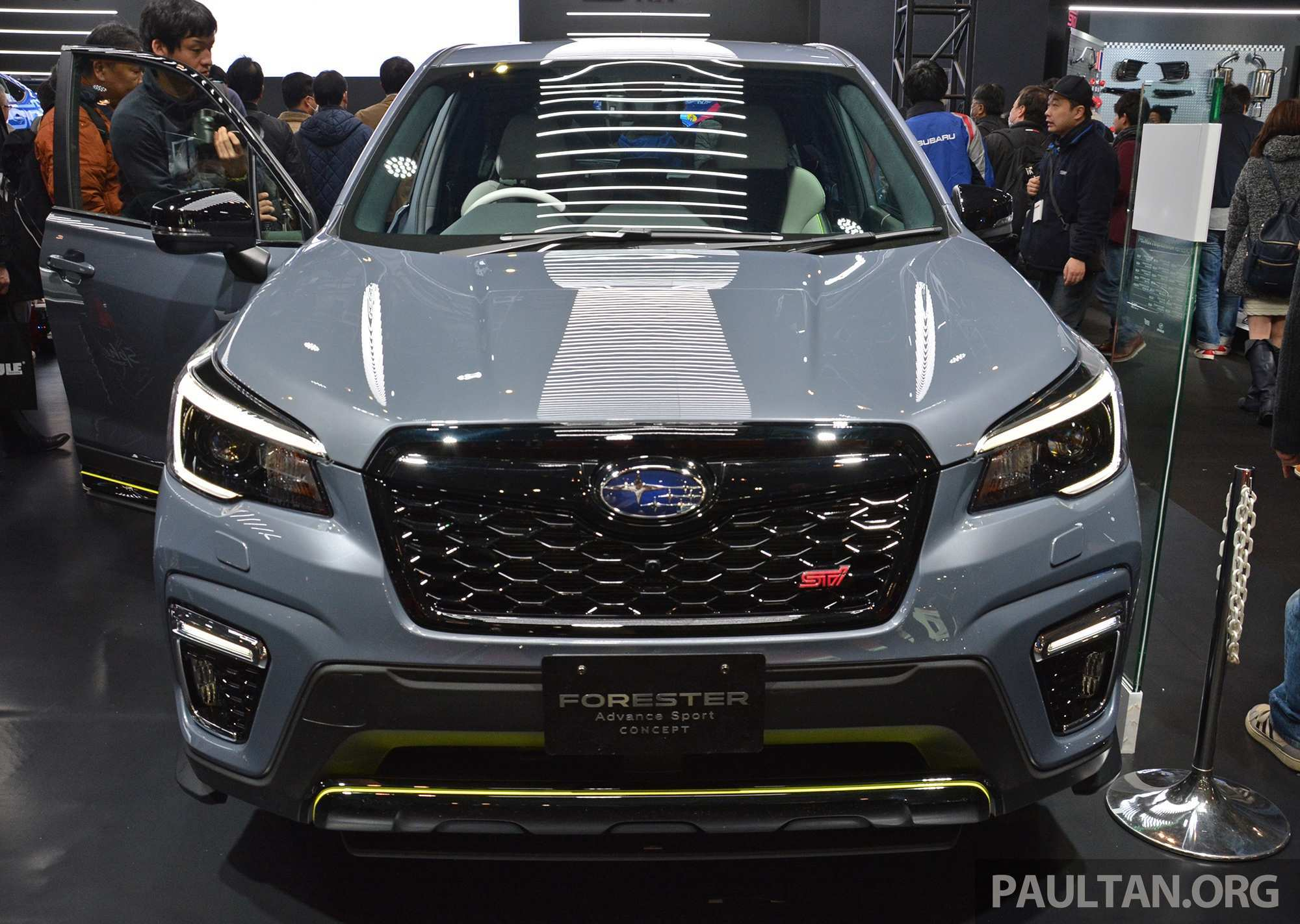 50 Gallery of The 2019 Subaru Forester Sport Concept Model by The 2019 Subaru Forester Sport Concept