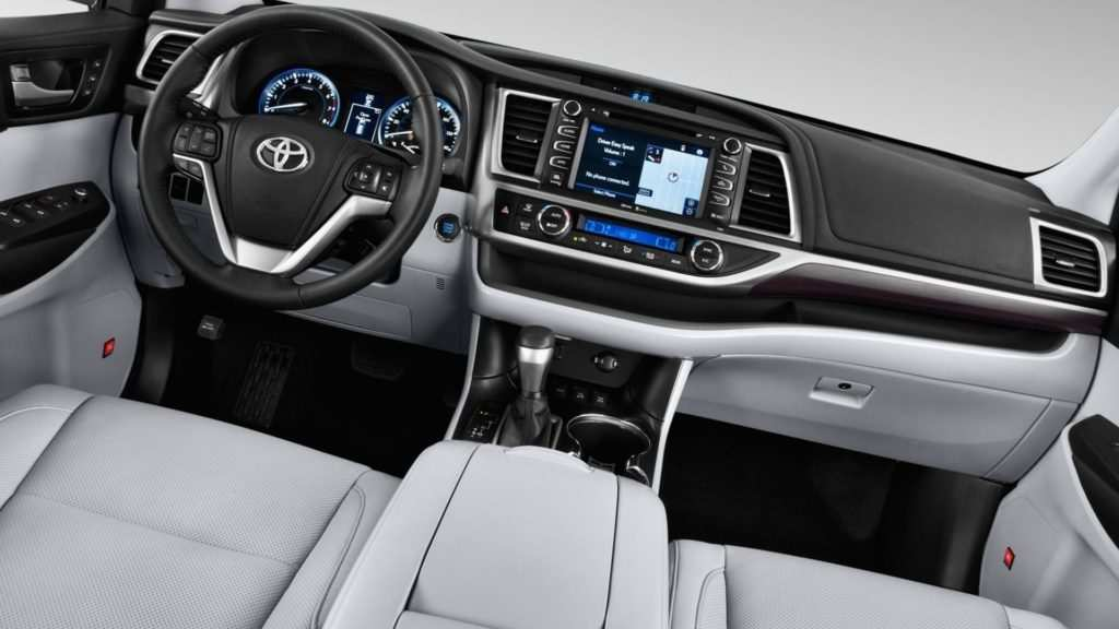 50 Gallery of Toyota 2019 Highlander Colors Overview Performance and New Engine by Toyota 2019 Highlander Colors Overview