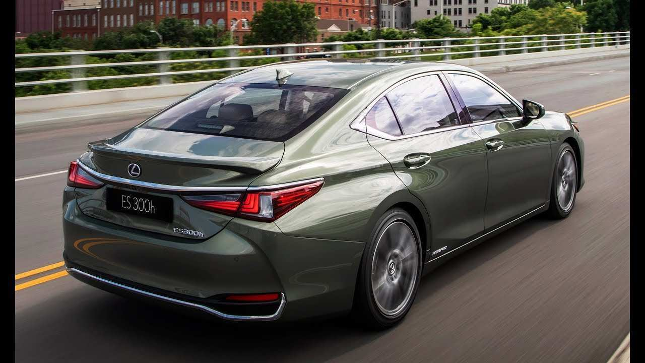 50 Great New Lexus Es 2019 Wheelbase Interior History by New Lexus Es 2019 Wheelbase Interior