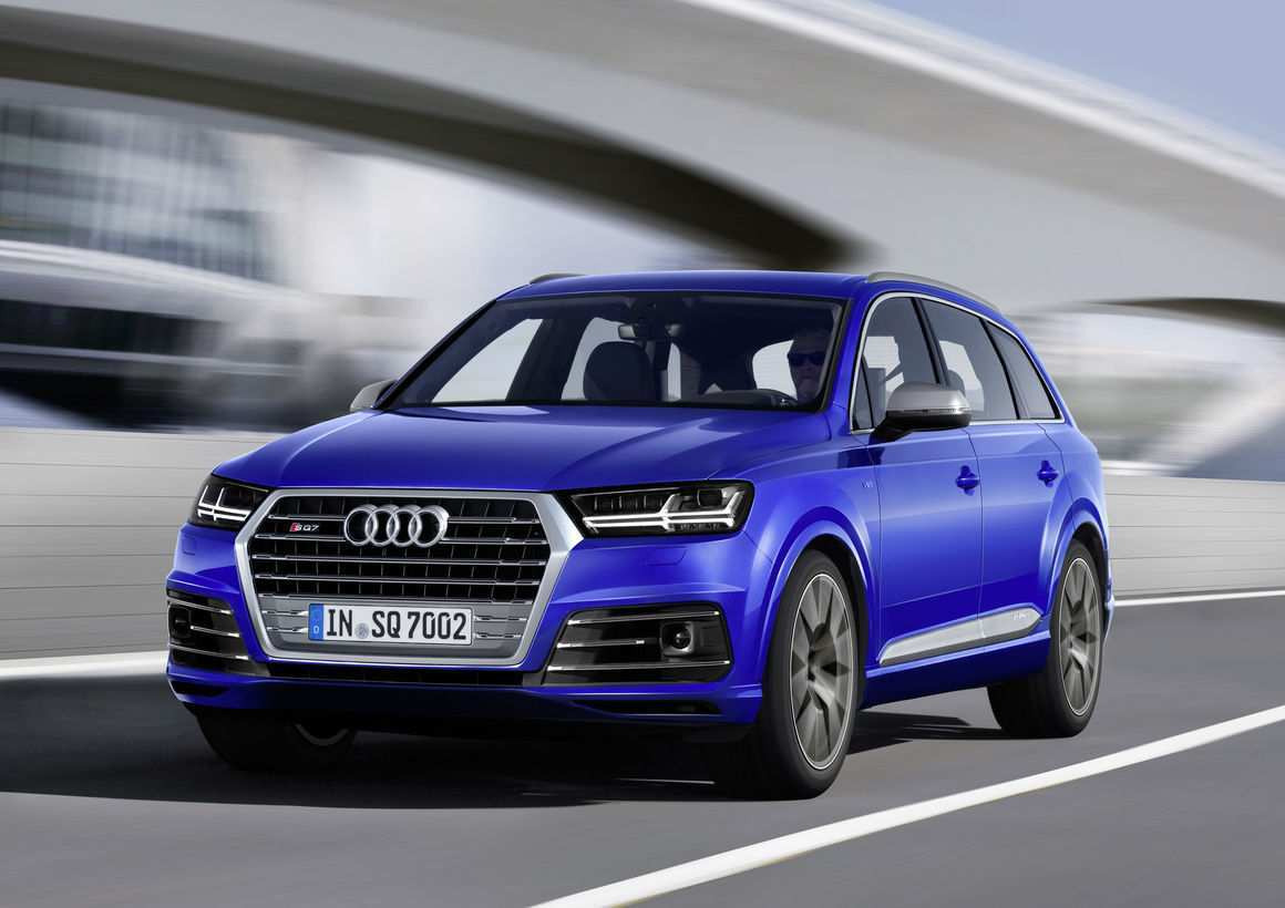 50 Great The 2019 Audi X7 Performance And New Engine Interior with The 2019 Audi X7 Performance And New Engine