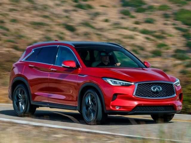 50 Great The Infiniti Qx50 2019 Black First Drive New Review with The Infiniti Qx50 2019 Black First Drive