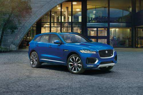 50 New 2019 Jaguar F Pace Svr Price Price Performance for 2019 Jaguar F Pace Svr Price Price