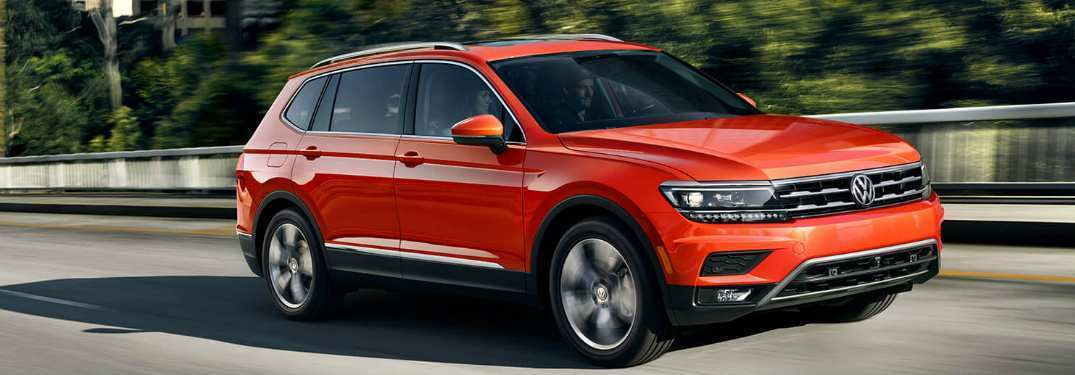 50 New Best Volkswagen 2019 Tiguan Concept Configurations for Best Volkswagen 2019 Tiguan Concept