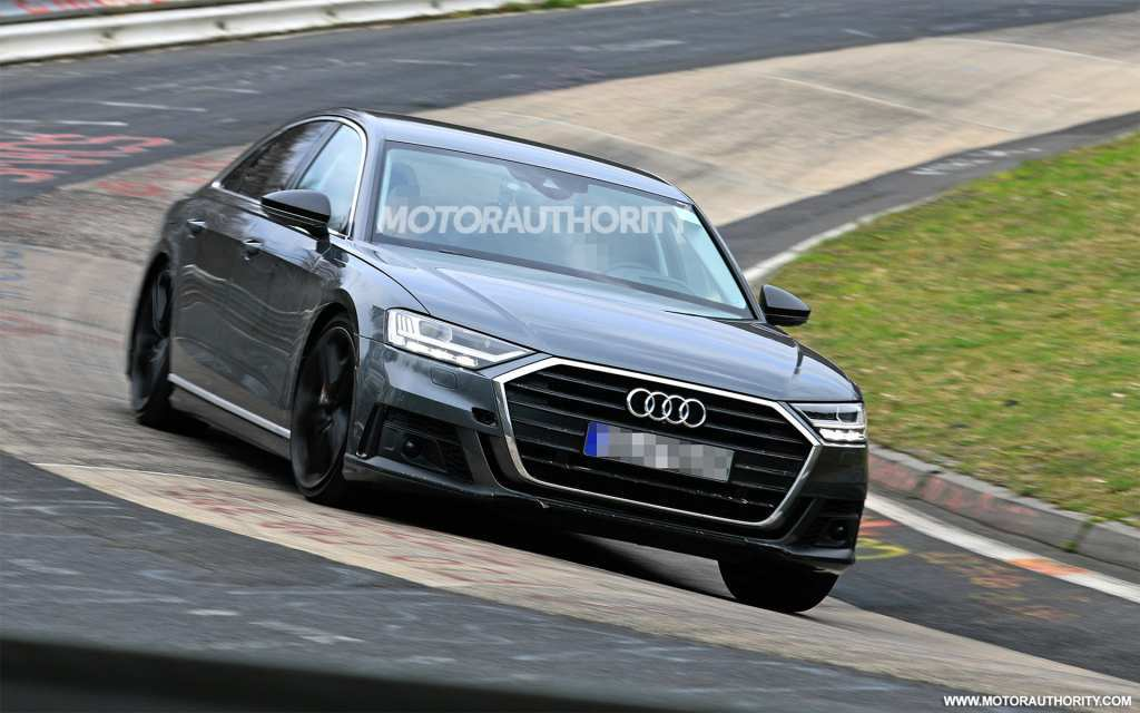50 New The Audi 2019 Changes Spy Shoot Exterior and Interior for The Audi 2019 Changes Spy Shoot