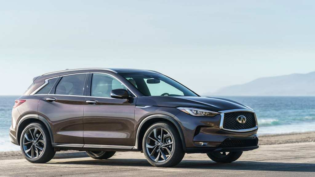50 New The Infiniti Qx50 2019 Black First Drive History with The Infiniti Qx50 2019 Black First Drive