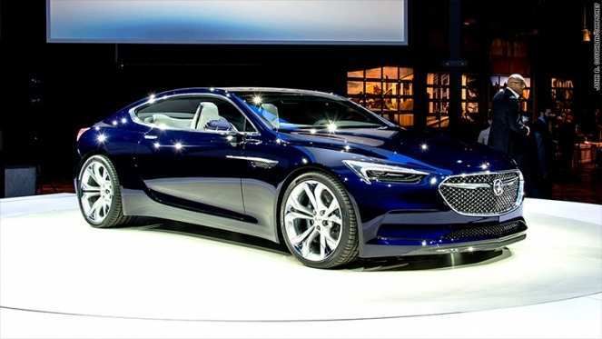 51 All New New Buick Concept 2019 Redesign Concept with New Buick Concept 2019 Redesign