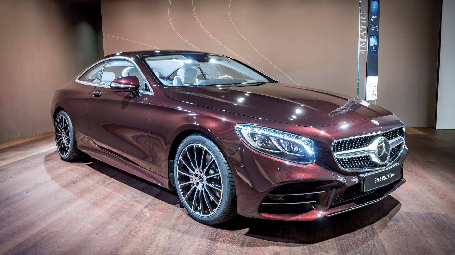 51 Best Review Mercedes S Class Coupe 2019 Configurations with Mercedes S Class Coupe 2019