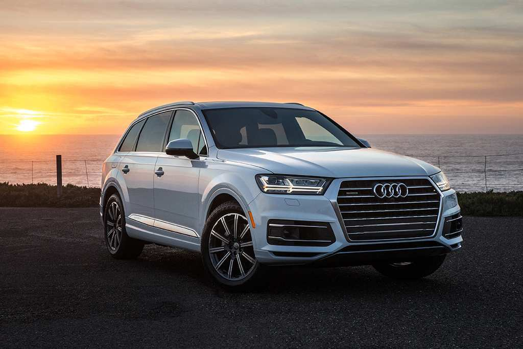 51 Best Review New Audi 2019 Vehicles Review Exterior for New Audi 2019 Vehicles Review