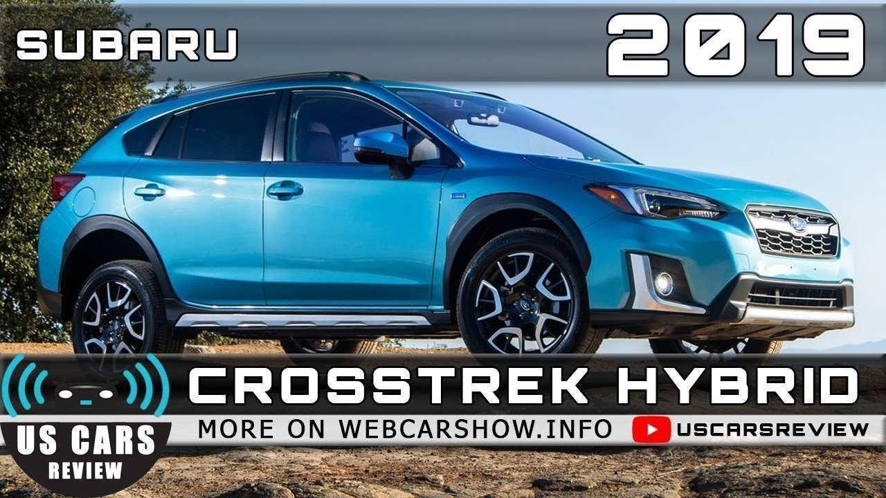 51 Best Review Subaru 2019 Crosstrek Hybrid Price And Release Date Interior by Subaru 2019 Crosstrek Hybrid Price And Release Date